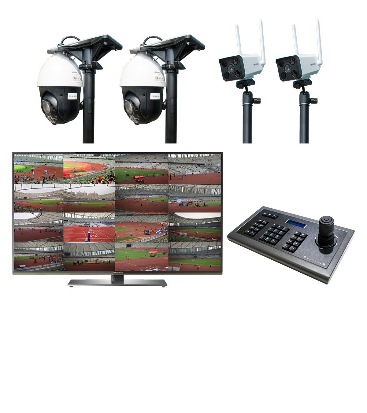 竞赛摄像审议系统