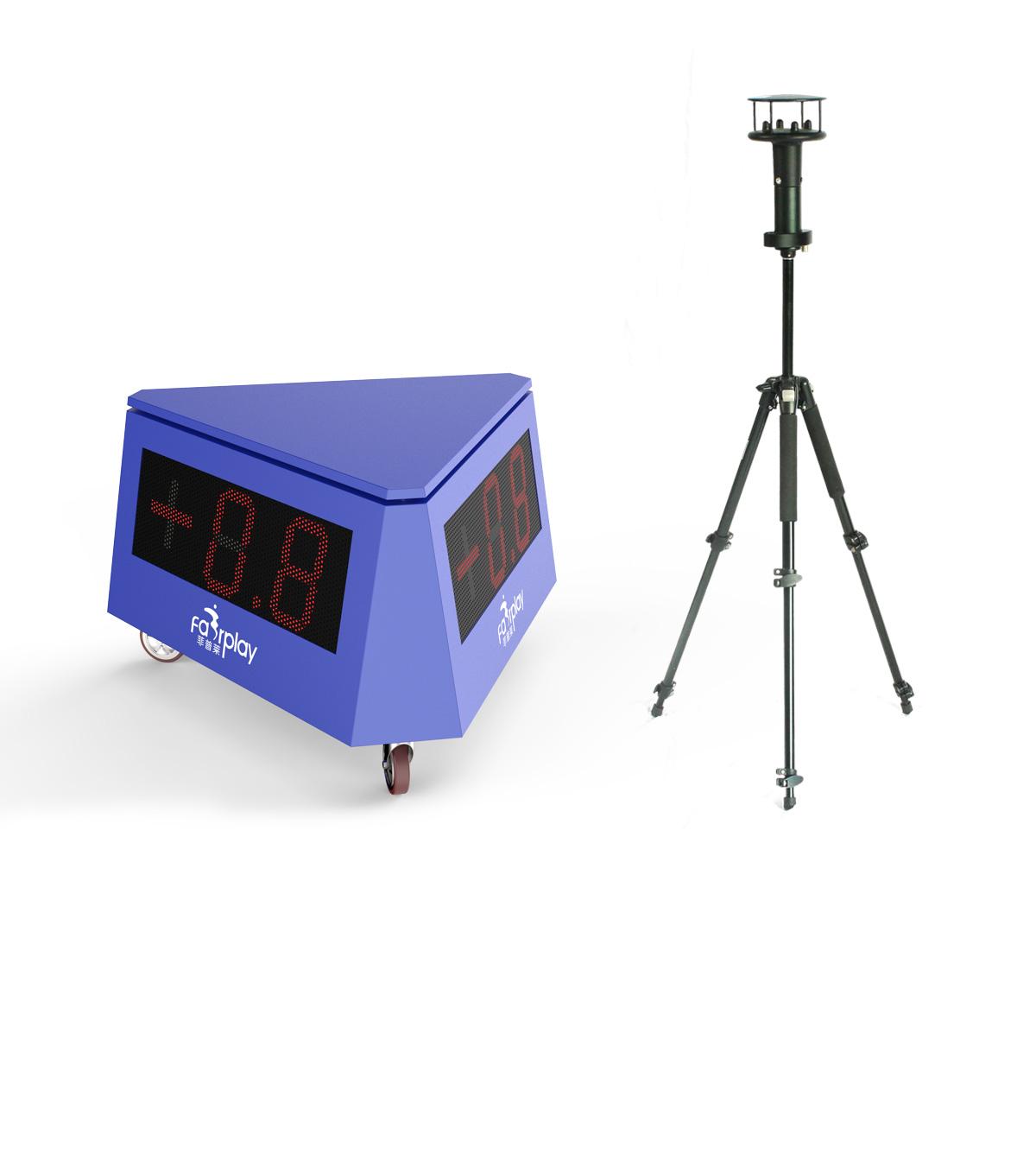 超声风速测量显示系统